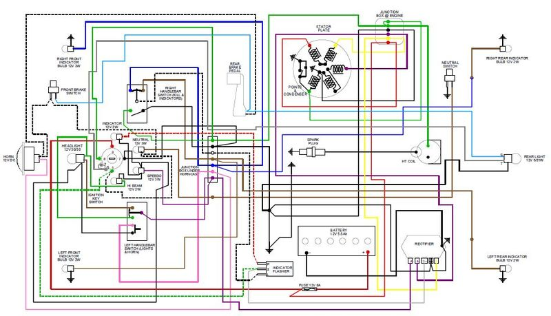 original_diagram_14091 modern vespa ducati cdi wiring diagram vespa wiring diagram at edmiracle.co