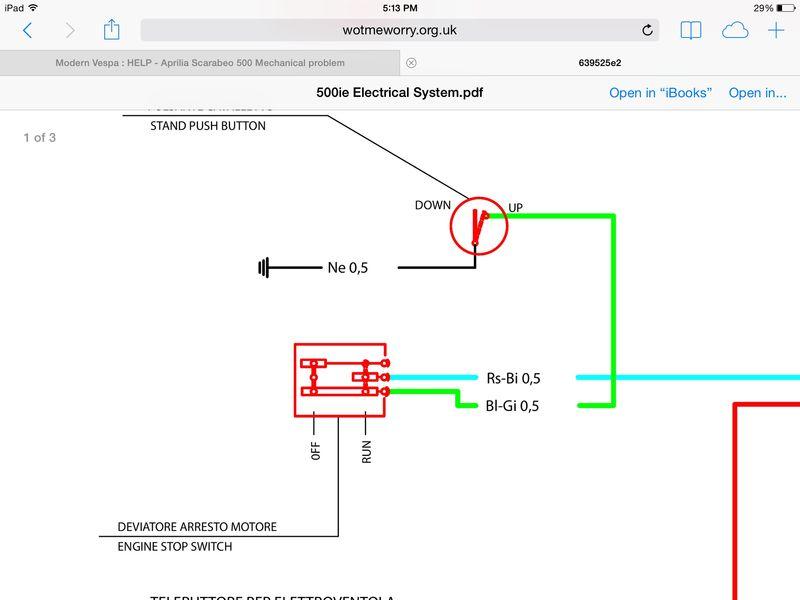 aprilia scarabeo 500 wiring diagram aprilia atlantic 500 wiring diagram modern vespa : help - aprilia scarabeo 500 mechanical problem