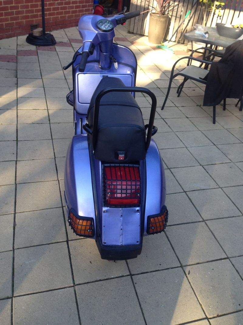 Modern Vespa Will This Wiring Diagram Work Library Vbb Librarymodern Px 200e Rear Indicators Doing My