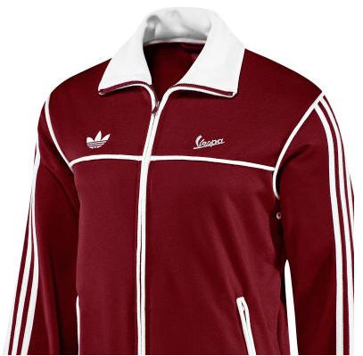 Modern Vespa : Adidas + Vespa = Appealing meld