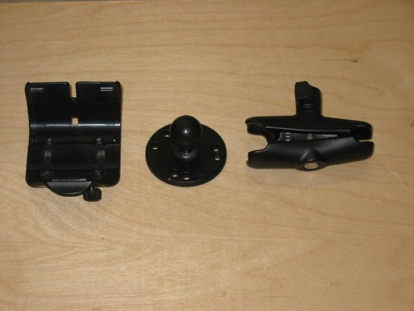 Cradle, ball mount, clamp.JPG