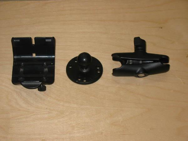 Cradle, ball mount, clamp.JPG