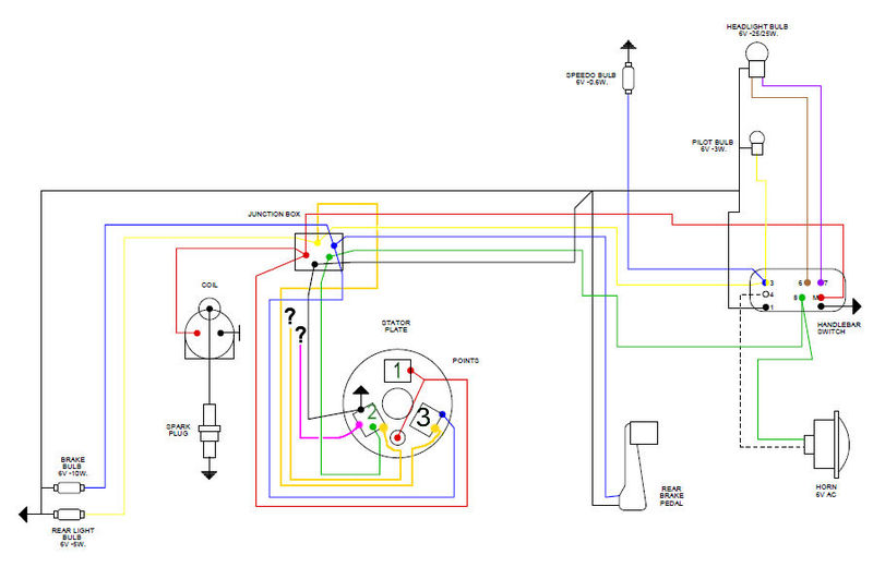 stator_schematic_125 stator wiring diagram husaberg wiring diagram \u2022 wiring diagrams Tao Tao 50Cc Moped Wiring-Diagram at crackthecode.co