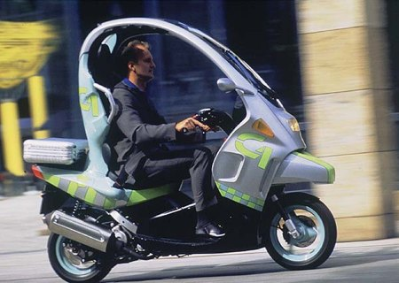 Modern Vespa Is The Bmw Scooter For Real