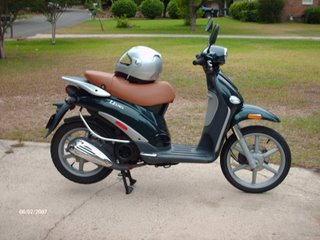 modern vespa : question about performance parts for the lt150