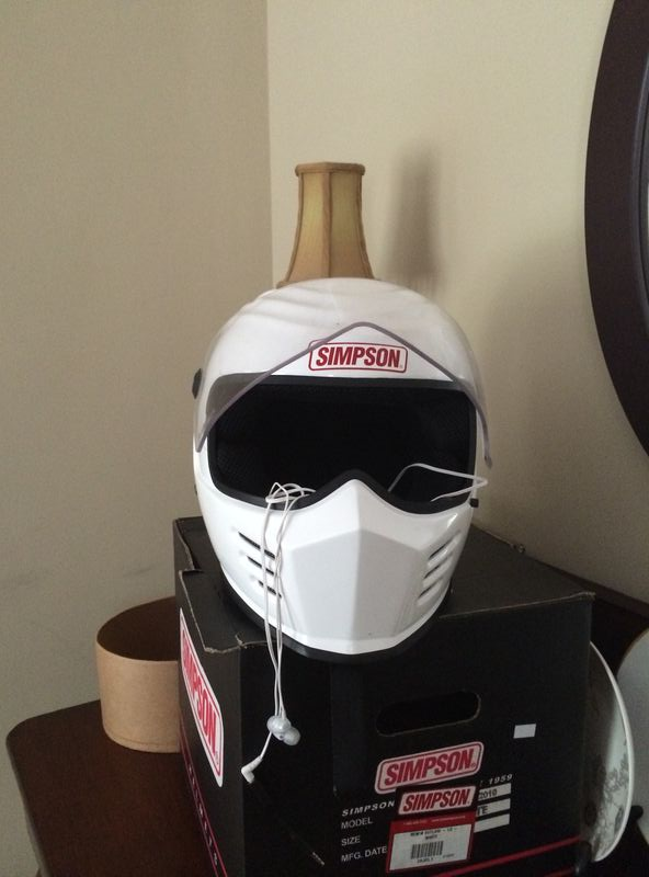 25ced547 Modern Vespa : Bilt Roadster Helmet on Sale