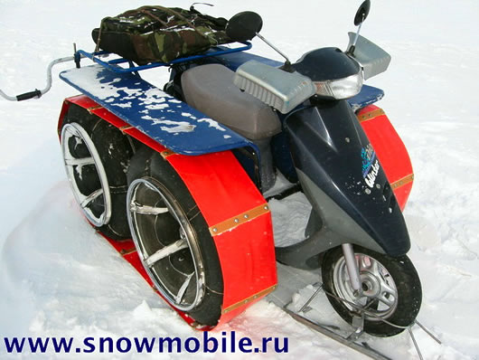modern vespa ice racing on scooters. Black Bedroom Furniture Sets. Home Design Ideas
