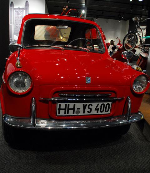 Modern Vespa : Peterson Automotive Museum