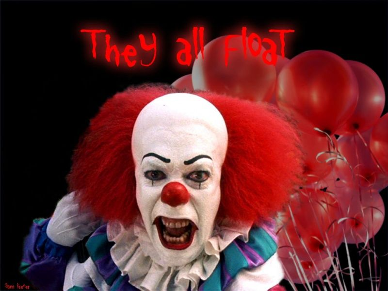 Scariest Picture Ever Scariest clown EVER