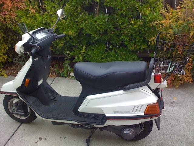modern vespa yamaha riva 125 scooter for 950 obo palo riva 2 jpg