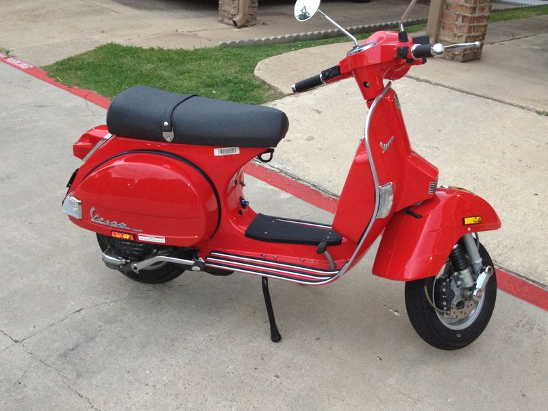 Modern Vespa : For Sale: 2005 Vespa PX 150/Dallas, TX, USA