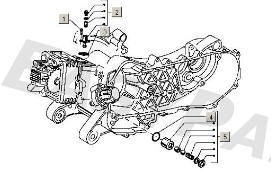 vespa gt 200 ignition diagram