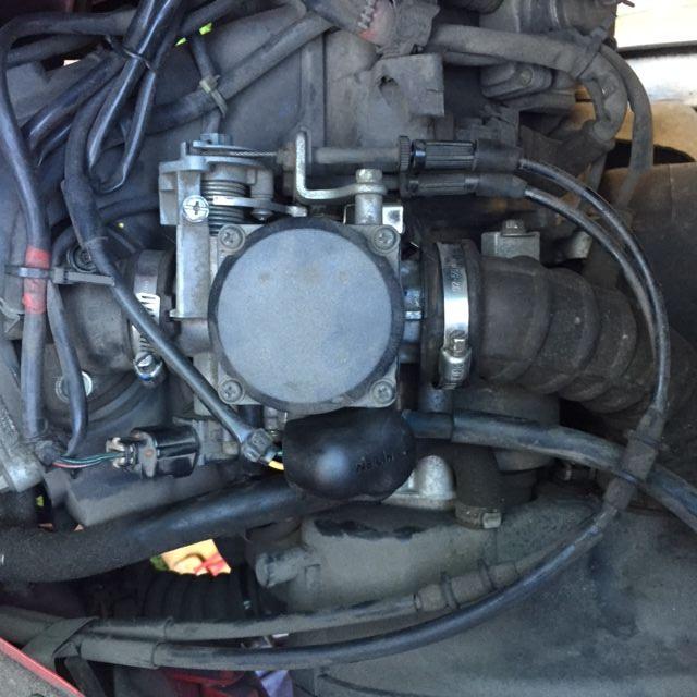 Starter Motor Problems >> Modern Vespa : LX 125 Carb adjustment problems