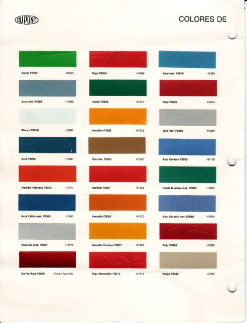 vespa px original colours
