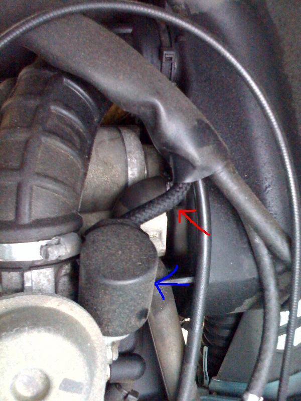 Modern Vespa : Vespa ET4 Starting Problem : fuel line replacement