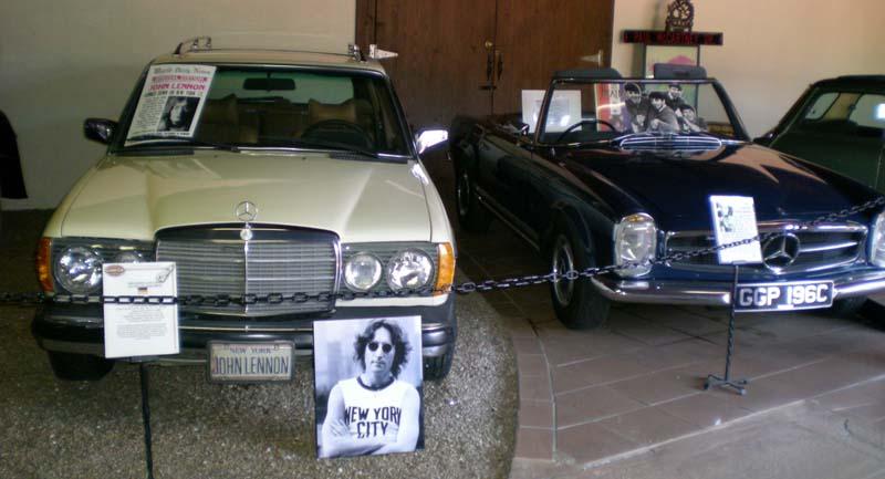 Sarasota Classic Cars >> Modern Vespa : [NSR] John Lennon's Ferrari