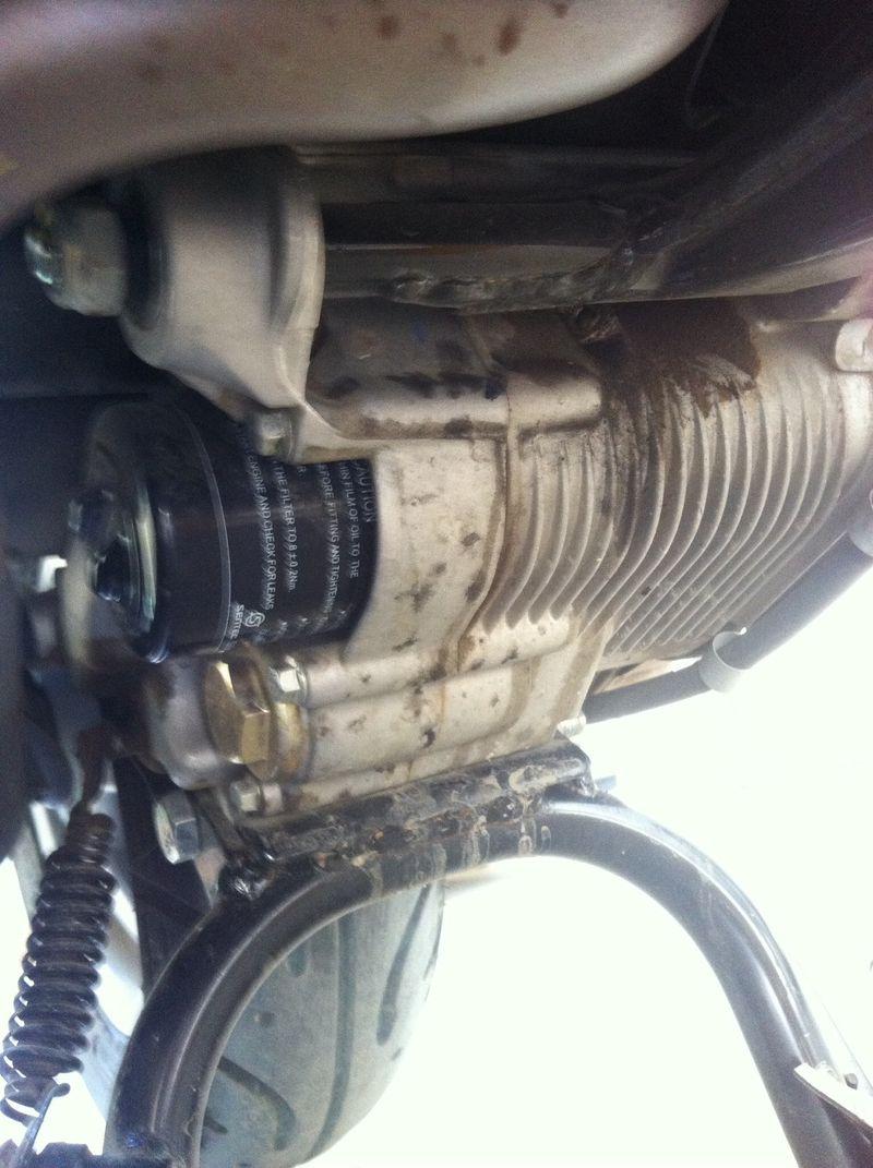 Image on Valve Cover Gasket Leak