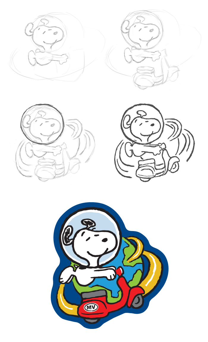 Snoopy-drawing-steps.png