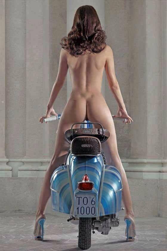 A sexy rear end