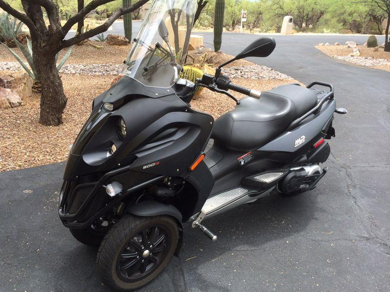 Modern Vespa Tucson 2009 Piaggio Mp3 500 For Sale