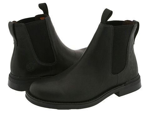 timberland slip on boot