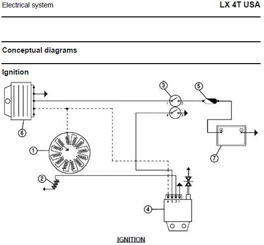 50 S Wiring Diagram: Modern Vespa : My Stolen LX 50... Have Some Problems