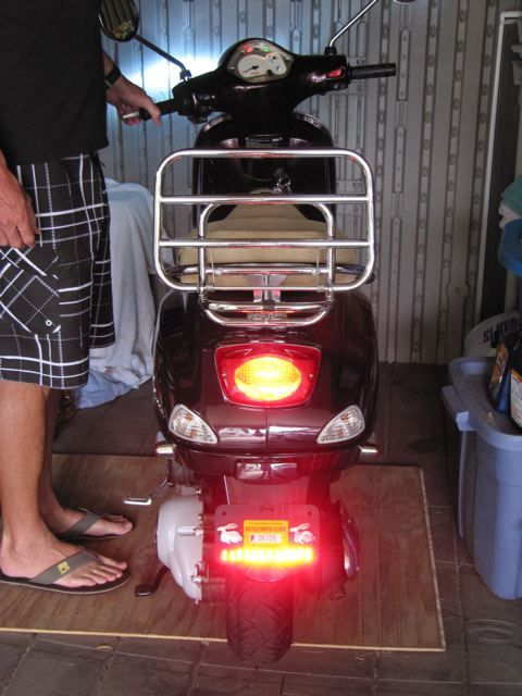 Modern Vespa Best Mod That You Ve Done