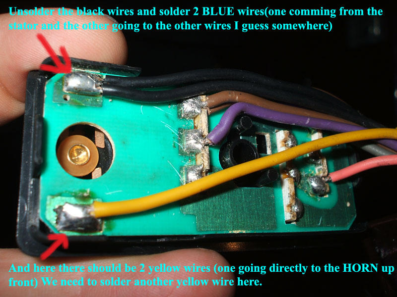 modern vespa newbie help electrics wiring problem my lml changes jpg