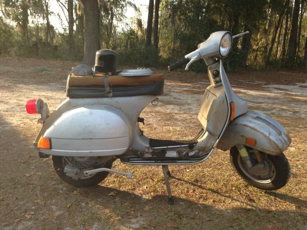 Craigslist Valdosta Ga >> Modern Vespa : Deal O' The Day