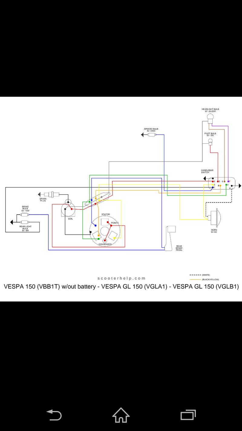 Modern Vespa Will This Wiring Diagram Work Libraries Battery Libraryscreenshot 2015 04 12 19 28 37