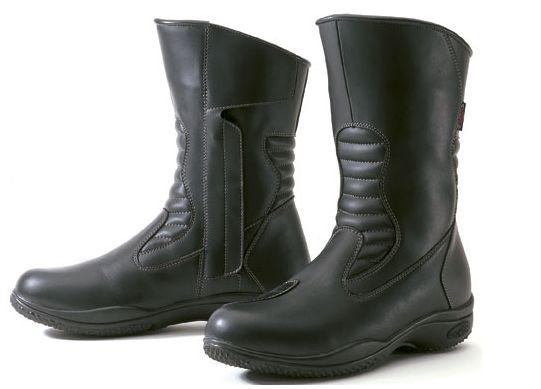 Modern Vespa : Laceless Boots