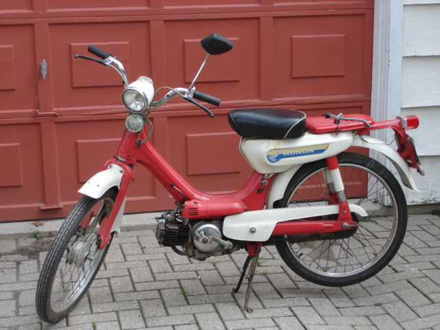 Modern Vespa What Is A Reasonable Price For This Honda