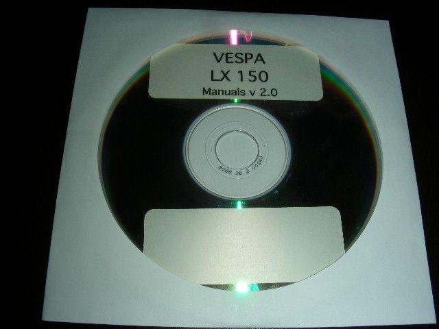 Vespa Lx 50 2T Service Manual