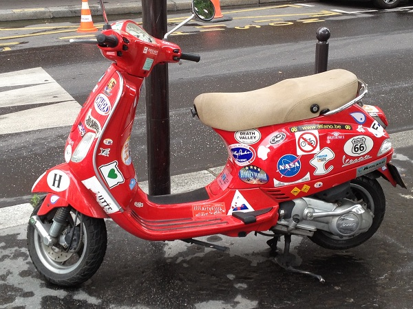 Stickers Scooter Scooter /scooty Stickers