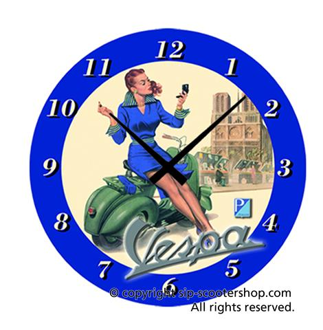 FrenchVintageVespaGirl_Clock.jpg