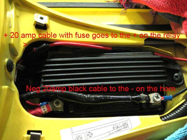 Vespa Gts250ie Wiring Diagram : Modern vespa installing a stebel nautilus compact in