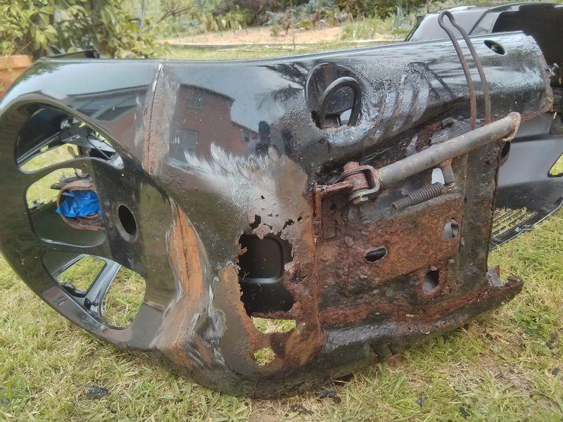 Image result for vespa gt rust