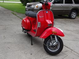 Modern Vespa : Jetting Update: US 2005 PX150 with SIP Road 2 Muffler