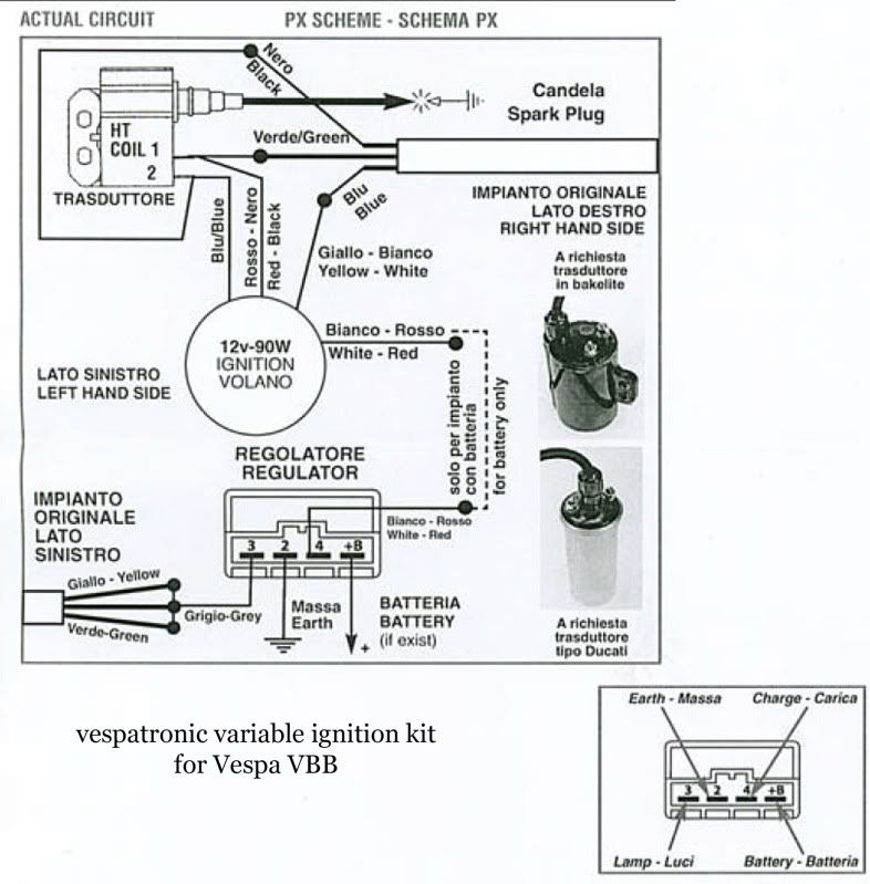 regulator rectifier wiring diagram images wiring diagram kelistrikan vespa px unnes vespa owners uvo semarang