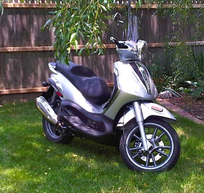 Modern Vespa : For Sale: 2010 Piaggio BV 300 (price Lowered