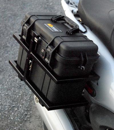 Modern Vespa Side Panniers For Bv250