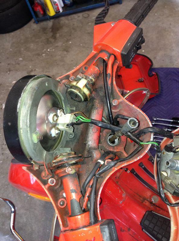 bajaj chetak wiring diagram scooter wiring diagram wiring
