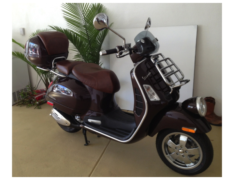 Modern vespa vespa gtv all in one place for 101 beauty salon beverley