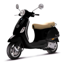 modern vespa clock battery change on 2007 lx50. Black Bedroom Furniture Sets. Home Design Ideas