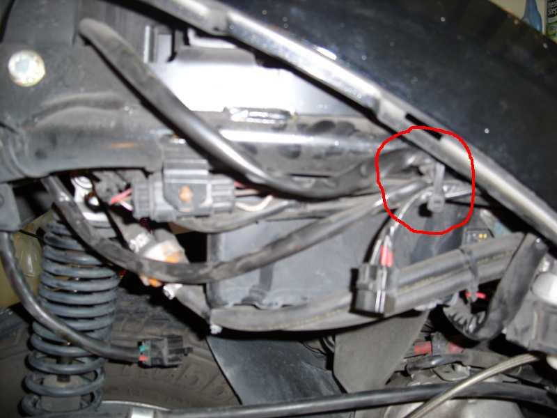Modern Vespa Check Engine Light Answer Voltage