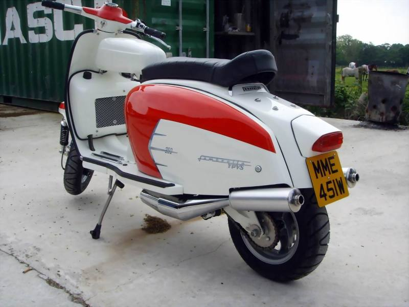 Modern Vespa Buying A New Old Motorcycle Pictures Up