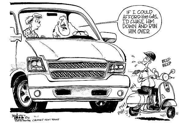Moped Insurance Vs Car Insurance