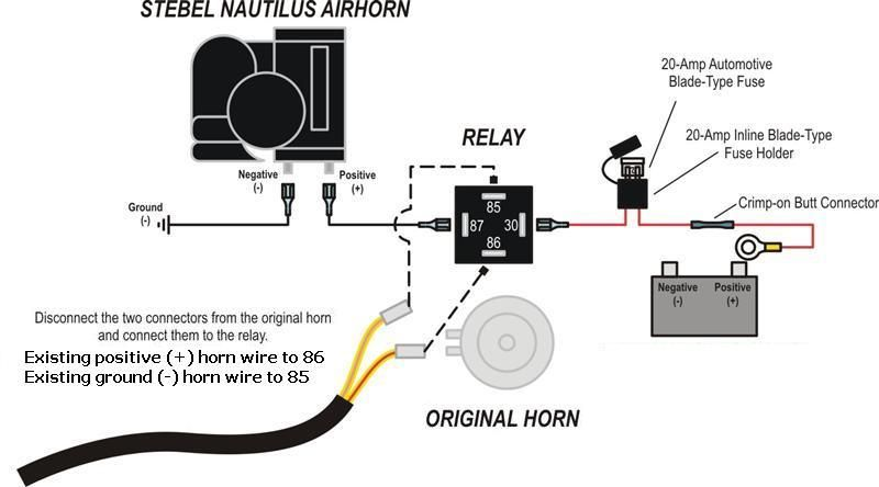 wiring diagram for horn relay the wiring diagram hella horn relay diagram nodasystech wiring diagram