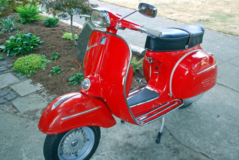 Modern Vespa Fs Vintage Vespa Ss180 Super Sport In