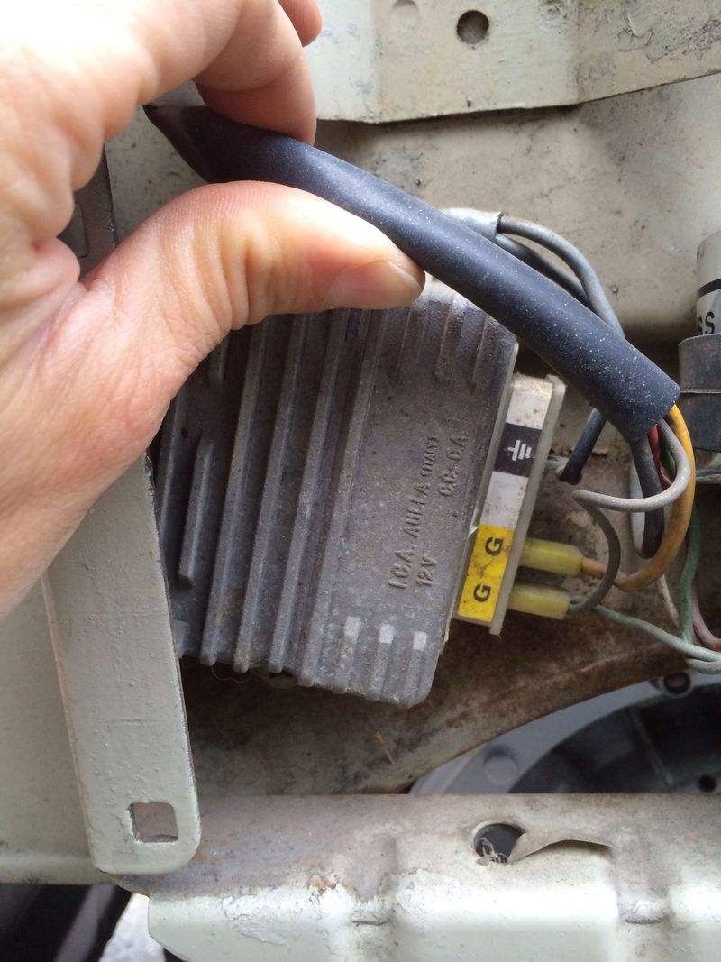 Modern Vespa Electrical Issues Where To Begin